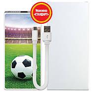 Внешнее зарядное устройство Футбол, 7500 мАч (E189-14), фото 5
