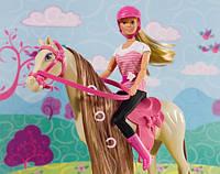 Кукла Steffi с Конем и аксессуарами Simba 5730939