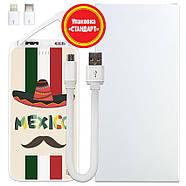 Универсальная мобильная батарея Мексиканец, 10000 мАч (E510-08), фото 5