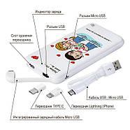 Зарядное устройство Love is, 10000 мАч (E510-22), фото 4