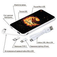 Дополнительная мобильная батарея Fire, 5000 мАч (E505-13), фото 4