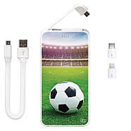 Внешнее зарядное устройство Футбол, 5000 мАч (E505-14), фото 3