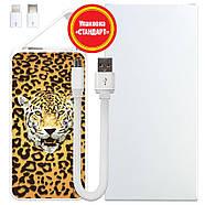Портативний зарядний пристрій Леопард, 5000 мАч (E505-19), фото 5