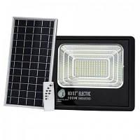 Прожектор светодиодный с солнечной панелью TIGER-100 100W 6400K