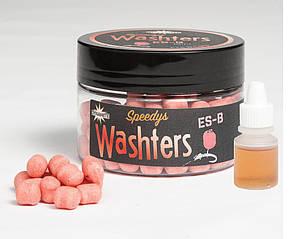 Бойлы Dynamite Baits Speedy's Washters Pink ESL 5мм 50гр (DY1452)