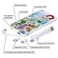 Универсальная батарея Денежный магнит, 5000 мАч (E505-26), фото 4