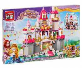Конструктор Brick 2612 Замок принцеси, 940 деталей