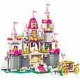 Конструктор Brick 2612 Замок принцессы, 940 деталей, фото 3