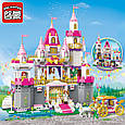 Конструктор Brick 2612 Замок принцессы, 940 деталей, фото 2