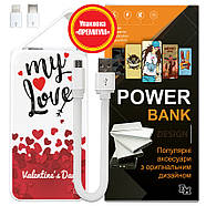 Универсальная мобильная батарея My  Love, 5000 мАч (E505-58), фото 6