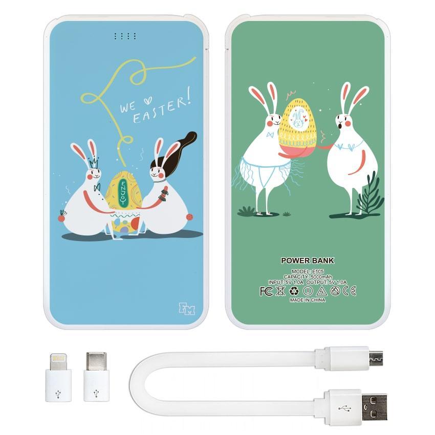 Дополнительная мобильная батарея We Easter, 5000 мАч (E505-63)