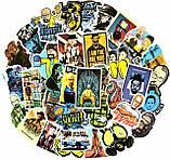 "25шт. Наклейки стикеры на ноутбук, скутер , скейт, шлем, автомобиль ""Во все тяжкие "" (748585944), фото 3"