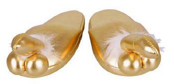 Плюшеві тапочки Penis Puschen від Orion