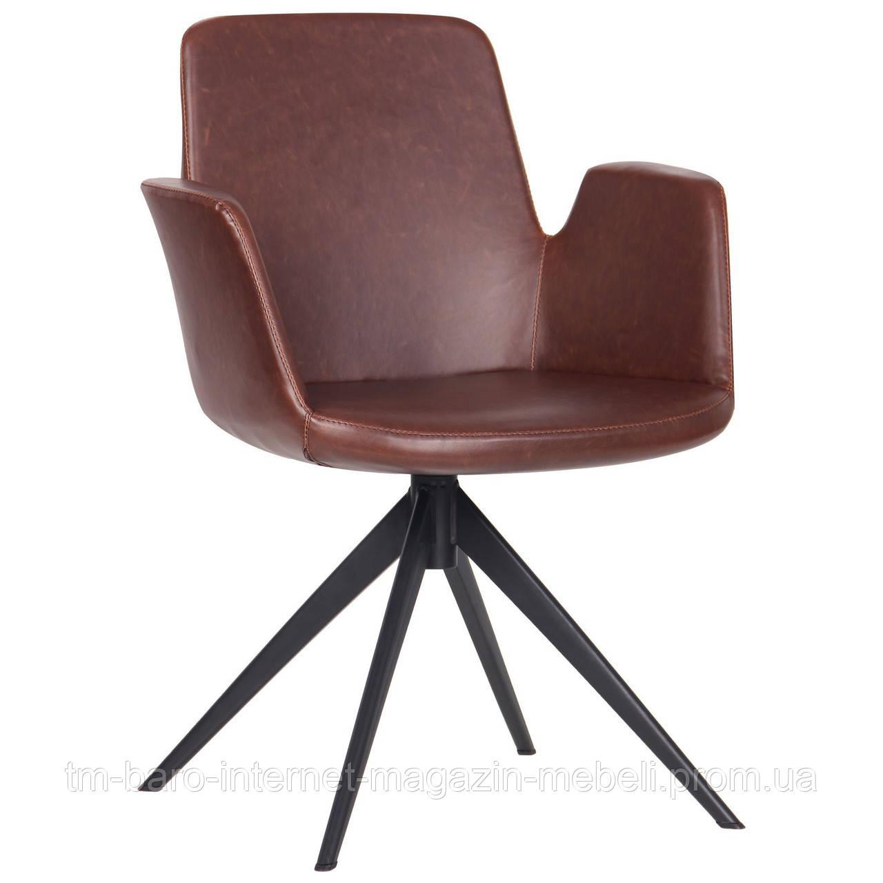 Кресло Bowie chestnut (Бовие), коричневый, Бесплатная доставка