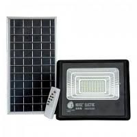 Прожектор светодиодный с солнечной панелью TIGER-40 40W 6400K