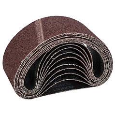 Лента шлифовальная бесконечная 10шт 75×457 зерно 40 SIGMA (9151041)