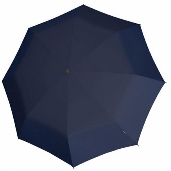 Зонт складной механический Knirps 811 X1 (диаметр: 940мм), темно-синий