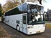 Лобовое стекло автобуса EOS Coach 200,230, 233L, MD верхнее (1998-2004)