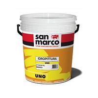 San Marco UNO 14л Водорозчинна фарба з сатиновим ефектом Сан Марко Уно