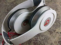 Наушники Monster Beats by Dr.Dre Studio White S, фото 1
