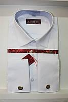 Рубашка Bendu (белая с запонками)