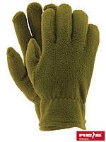 Зимние перчатки флисовые