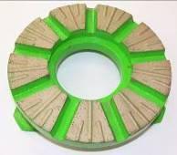 Фреза шлифовальная . Абразивный, мягкий бетон, поверхности с выступающим щебнем, для СО-199