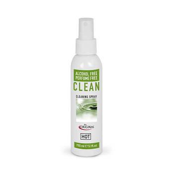 Антибактериальный спрей HOT Clean Alcohol Free