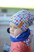 Трикотажные детские шапки оптом: в чем их преимущество?