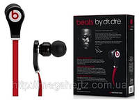 Наушники Monster Beats by Dr.Dre Tour Red in Box