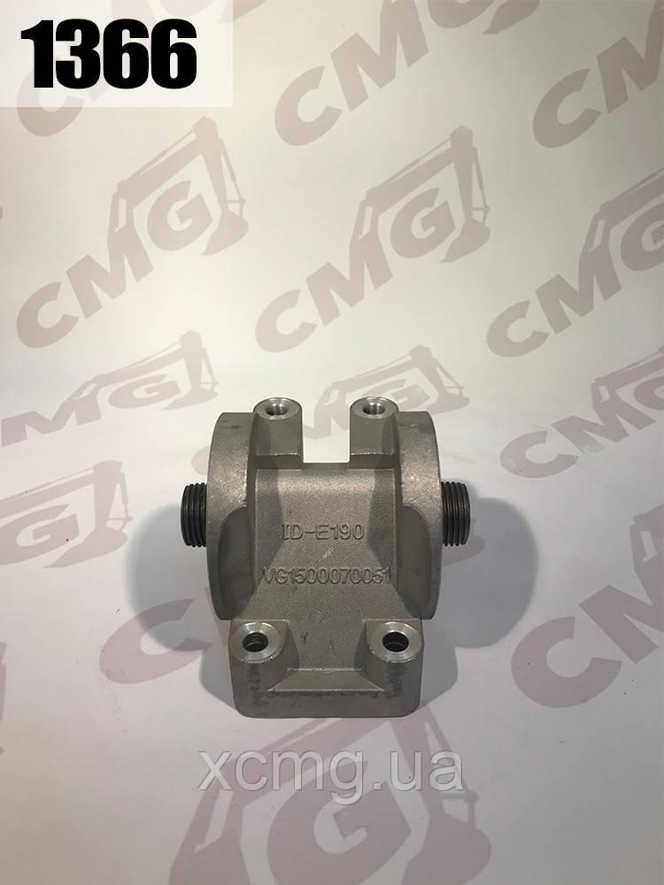 Кронштейн кріплення фільтрів 61500070051 для двигунів WD10 / WD615