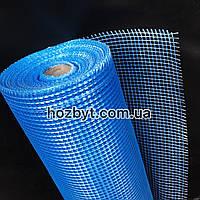 Сетка фасадная 5х5мм 145г/м2, армирующая (стелковолоконная щелочестойкая)