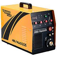 Сварочный полуавтомат инверторный 8 кВт 2в1 Kaiser MIG-305 (69569)