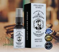 Smart Beard Spray -  для роста бороды и волос