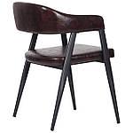 Кресло Ramones dark brown (Рамонес), темно-коричневый, Бесплатная доставка, фото 3