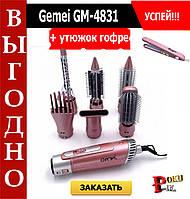Набор для укладки волос Gemei GM-4831 + Подарок!!!