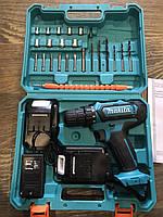 Аккумуляторный шуроповерт Макита_Makita 550.   24V, LI-ION   Шуруповёрт аккумуляторный makita