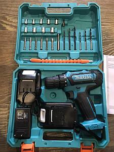 Аккумуляторный шуруповерт Макита Makita 550. | 24V, LI-ION | Шуруповёрт аккумуляторный makita
