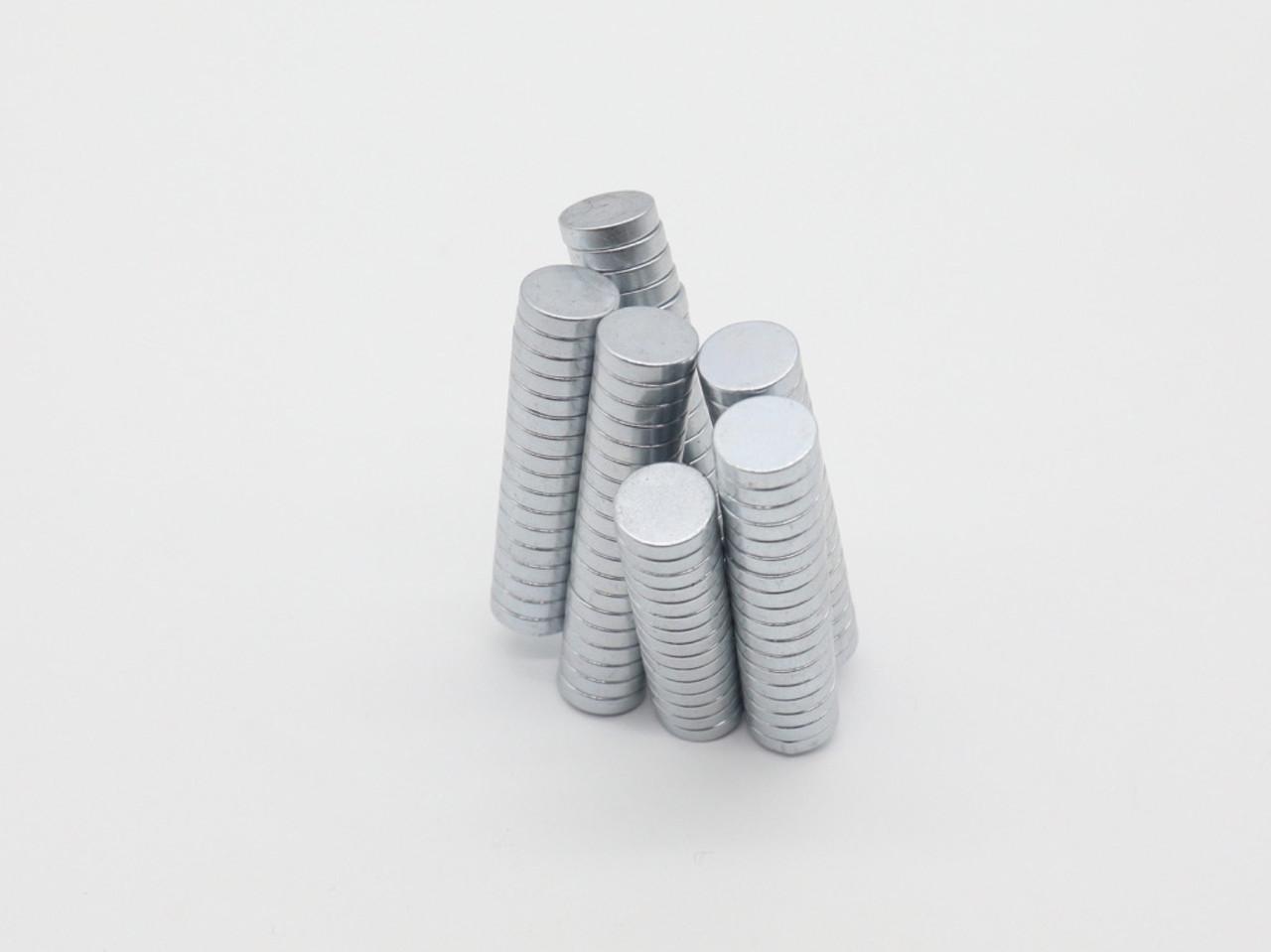 Неодимовые магниты. 12х3мм