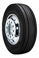 Грузовые шины Fulda Ecotonn 19.5 245 J (Грузовая резина 245 70 19.5, Грузовые автошины r19.5 245 70)