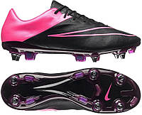Футбольные бутсы Nike Mercurial Vapor X Leather SG Pro
