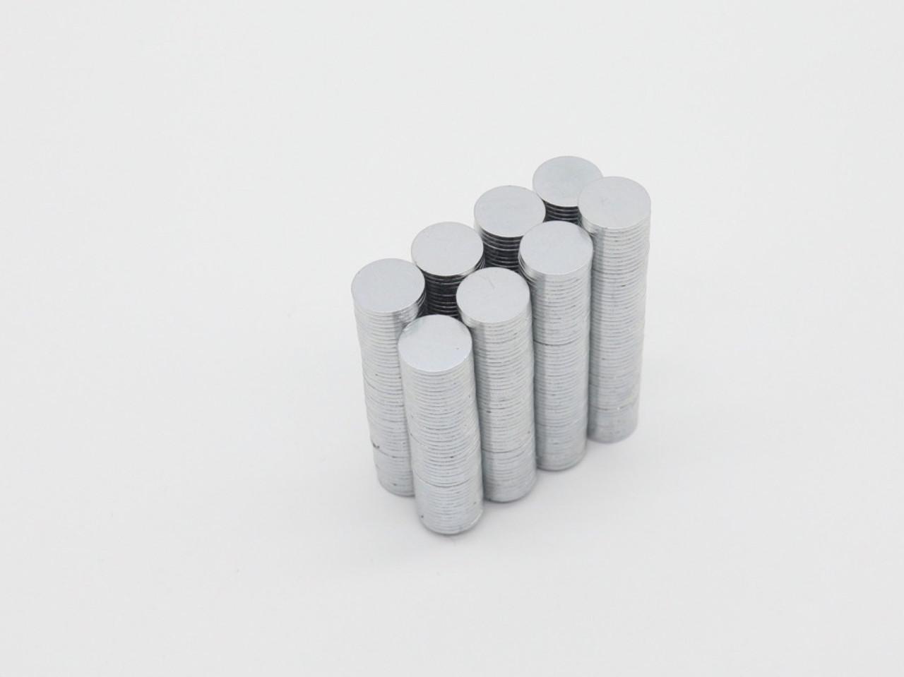 Неодимовые магниты. 12х1мм
