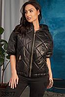 Женская куртка с коротким рукавами  50-52,54-56,58-60, фото 1