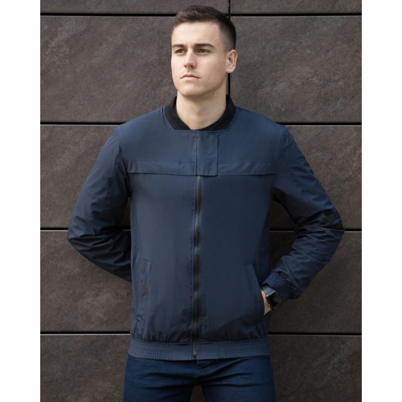 Куртка/ветровка/бомбер POBEDOV  весенняя мужская