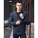 Куртка/ветровка/бомбер POBEDOV  весенняя мужская, фото 4