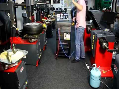 Оборудование для заправки авто кондиционеров под ключ