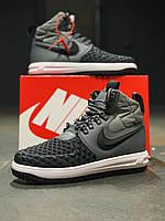 Кросівки натуральна шкіра Nike Lunar Force 1 Найк Лунар Форс (40,41,42,43,44,45), фото 1