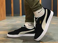 Кросівки натуральна замша Puma Suede Пума Суеде (40,41,42,43,44,45), фото 1