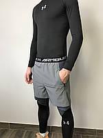 Шорты спортивные компрессионные мужские Under Armour  (M, L,XXL), фото 1