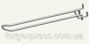 Крючок двойной 150 мм